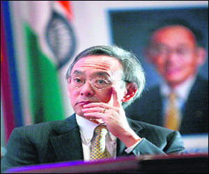 US Energy Secretary Steven Chu : Image Couresy - http://www.indianexpress.com/